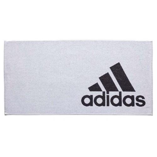 Adidas Handduk 100x50cm Vit