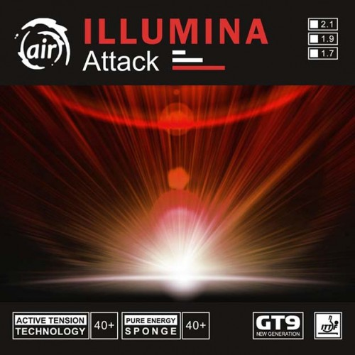 Air Illumina GT9 Attack