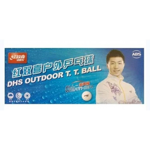 DHS boll Outdoor OD40+ 10pack