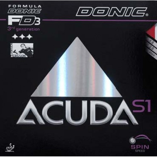 Donic gummi Acuda S1 REA