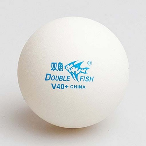 Double Fish boll V40+ 1-star 72-pack