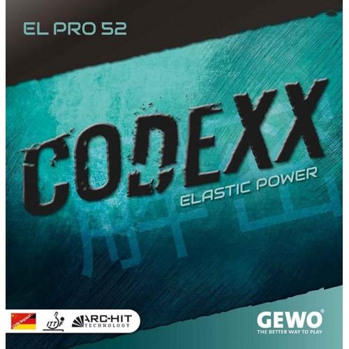 Gewo gummi CodeXX EF Pro 52