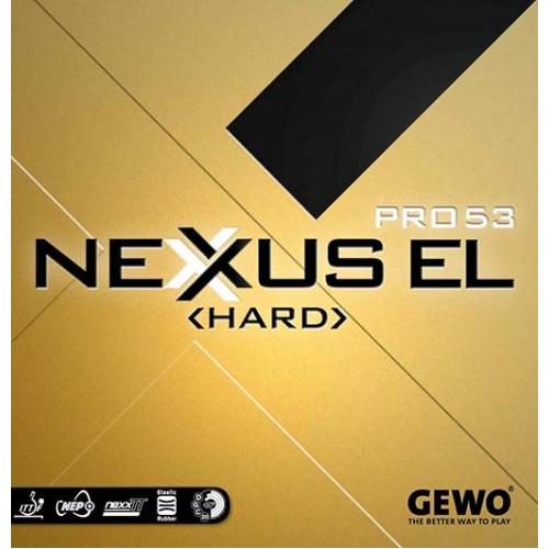 Gewo gummi Nexxus EL Pro 53