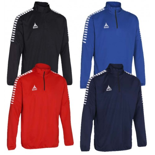 Select Argentina Sweat Half Zip