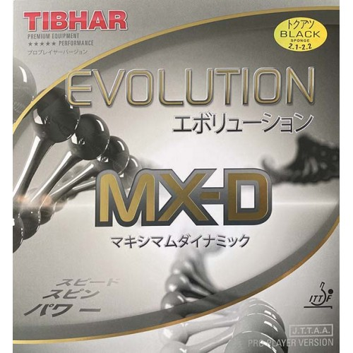 Tibhar gummi Evolution MX-D