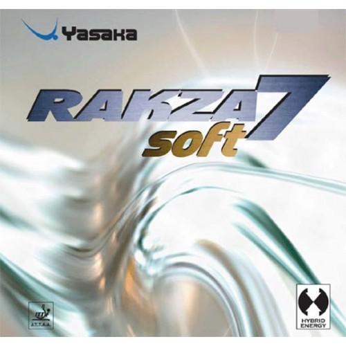 Yasaka gummi Rakza 7 Soft